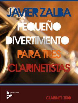 Zalba Pequeño Divertimento para Tres Clarinetistas