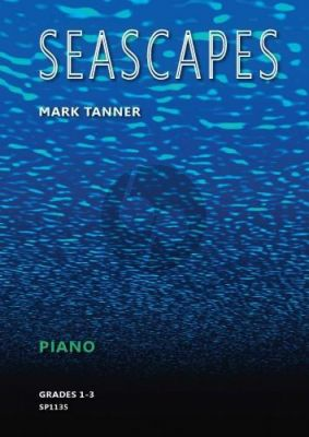 Tanner Seascapes for piano