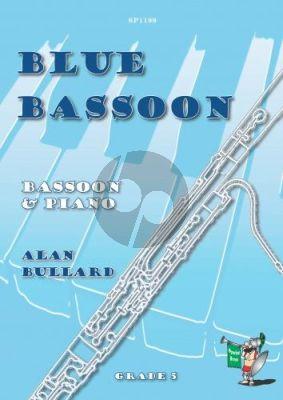 Bullard Blue Bassoon Bassoon-Piano