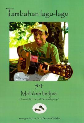 Tambahan lagu-lagu 54 Molukse Liedjes