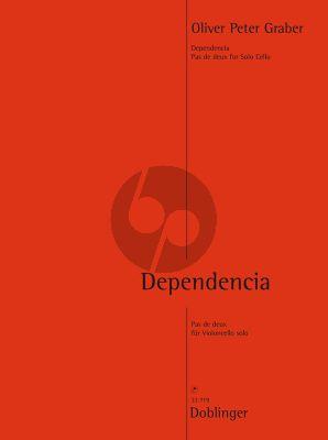 Graber Dependencia (Pas de deux) für Violoncello solo
