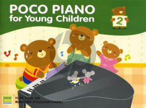 Ying Ying - O'Sullivan Farrell Poco Piano for Young Children Vol.2