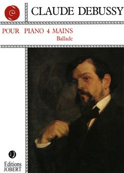 Debussy Ballade Piano 4 Mains
