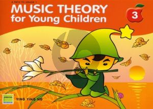 Ying Ying Music Theory for Young Children Vol.3 Piano (2nd. ed.)