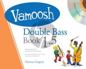 Vamoosh Double Bass Book 1.5