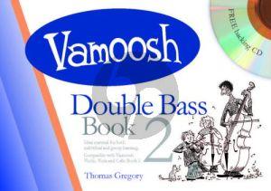Vamoosh Double Bass Book 2