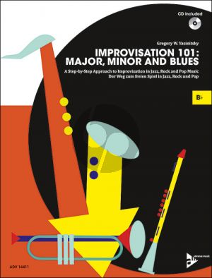 Yasinitsky Improvisation 101: Major, Minor and Blues