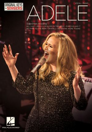 Adele – Original Keys for Singers Series Piano-Vocal