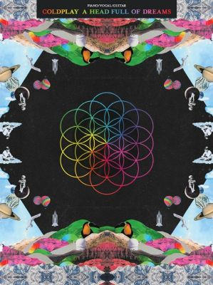 Coldplay A Head Full Of Dreams Piano-Vocal-Guitar