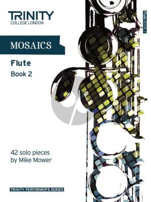 Mower Mosaics Vol.2 Flute solo (42 Solo Pieces)