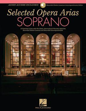 Selected Opera Arias for Soprano