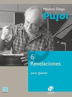 Pujol 6 Revelaciones Guitare