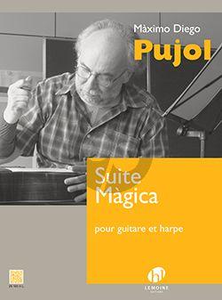 Pujol Suite Màgica Guitar and Harp