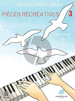 Bera-Tagrine Pièces Récréatives Vol.3 Piano