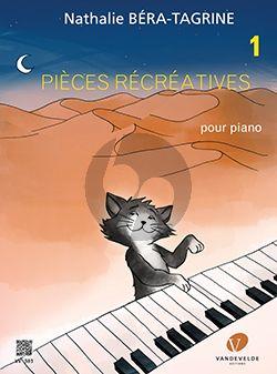 Bera-Tagrine Pièces Récréatives Vol.1 Piano