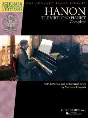 Hanon The Virtuoso Pianist Complete – New Edition