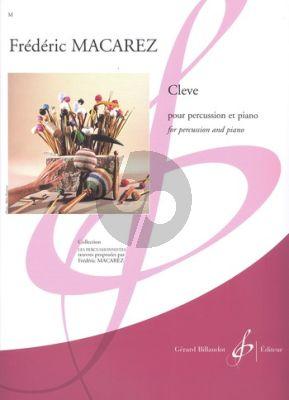 Macarez Cleve Percussion-Piano