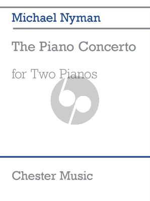 Nyman The Piano Concerto (2 Pianos)