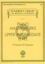 Piano Masterworks - Upper Intermediate Level