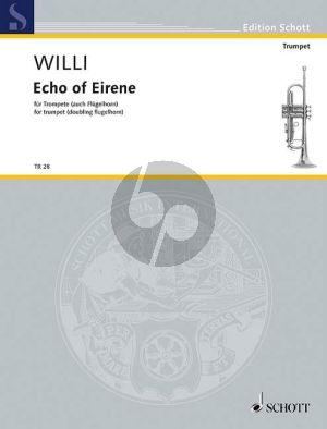 Willi Echo of Eirene Trumpet (Flügelhorn) solo