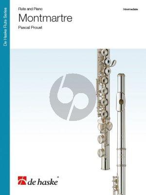 Proust Montmartre Flute-Piano