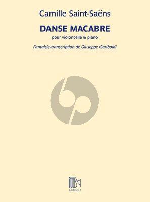 Saint-Saens Danse Macabre Op.40 Violoncello-Piano