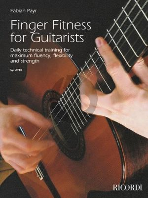 Payr Finger Fitness for Guitarists
