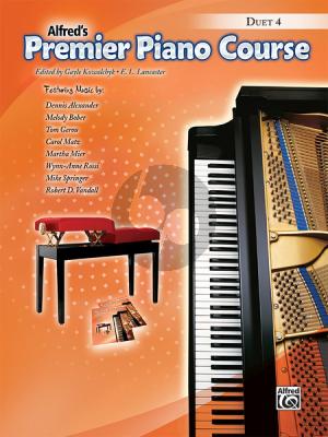Premier Piano Course Duet 4