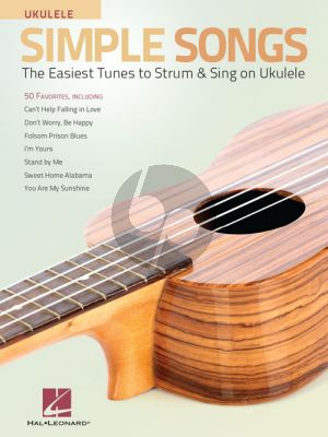 Simple Songs for Ukulele