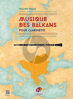 Nonaj Musique des Balkans pour Clarinette