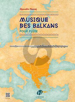 Nonaj Musique ds Balkans pour Flûte