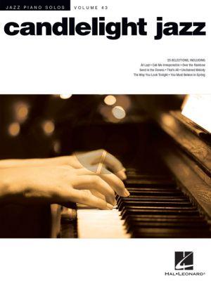 Candlelight Jazz (Jazz Piano Solos Series Vol.43)