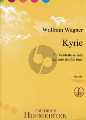 Wagner Kyrie Double Bass solo