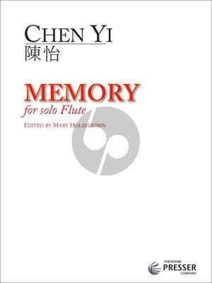 Yi Memory Flute solo