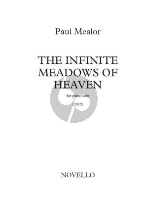 Mealor The Infinite Meadows Of Heaven Piano solo