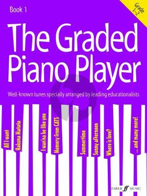 The Graded Piano Player Grades 1-2