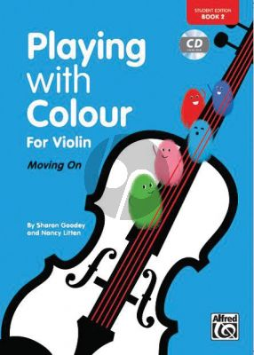 Litten-Goodey Playing With Colour for Violin Book 2