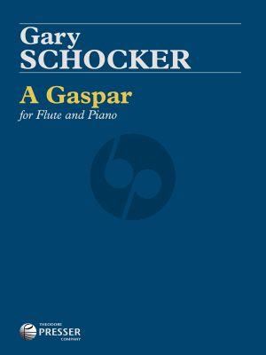 Schocker A Gaspar Flute-Piano