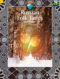 Russian Folk Tunes (25 traditional Pieces) for Piano