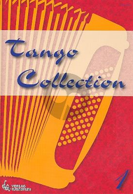 Tango Collection Vol.1 Akkordeon