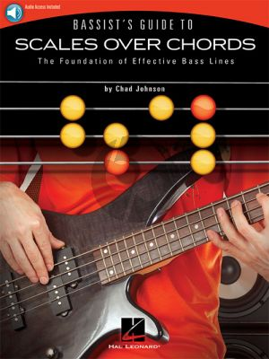 Johnson Bassist's Guide to Scales Over Chords