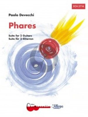 Devecchi Phares Suite for 2 Guitars