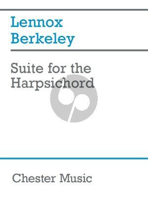 Berkeley Suite for Harpsichord