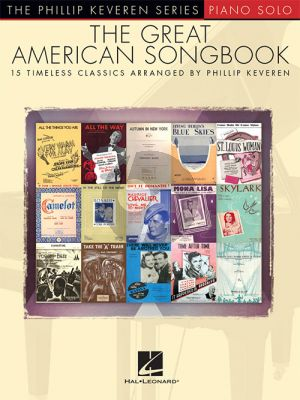 The Great American Songbook Piano solo