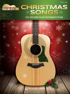 Christmas Songs – Strum & Sing Guitar