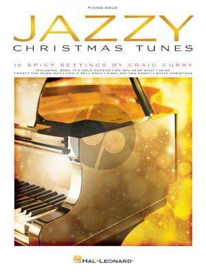 Jazzy Christmas Tunes Piano solo (arr. Craig Curry)