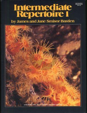 Bastien Intermediate Repertoire Level 1Piano
