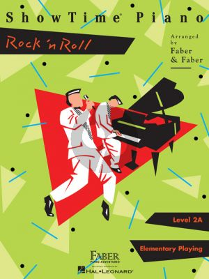 Faber Show Time Piano Rock 'n Roll Level 2A