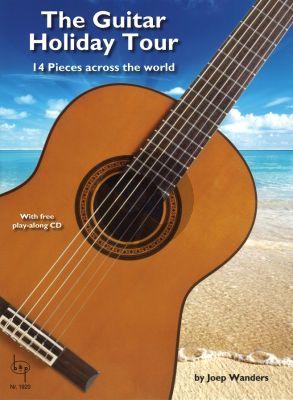Joep Wanders The Guitar Holiday Tour