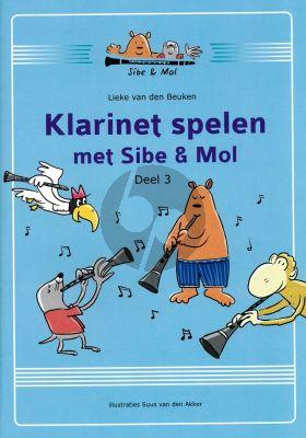 Klarinet Spelen met Sibe & Mol 3